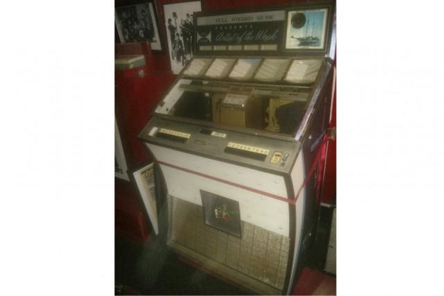 Un «iPod de 400 livres» qui fait tripper... (Photo: fournie par le Musée du Rock'n'Roll)