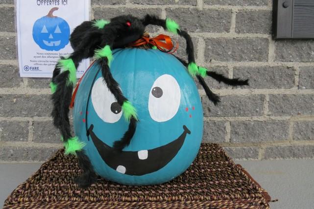 Halloween, fête des bonbons et de toutes les tentations! Pour les parents... (Photo fournie)