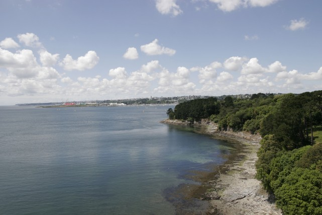 Brest, en France.... (Photo Digital/Thinkstock)