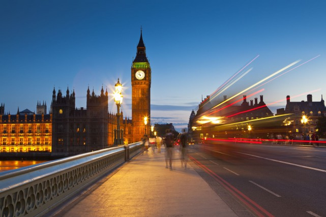 Londres... (Photo Digital/Thinkstock)