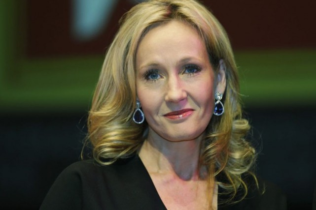 J.K. Rowling... (Photo: archives AP)