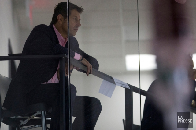 Dès son arrivée à la tête du Canadien,... (Photo François Roy, La Presse)