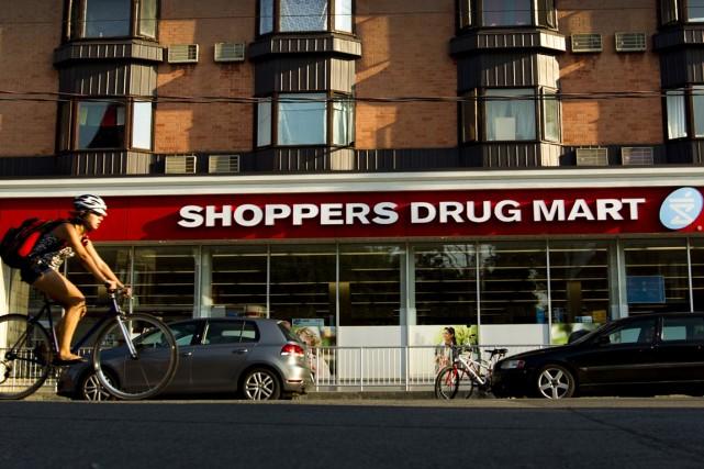 Le Bureau de la concurrence a donné son feu vert à la vente de dix magasins... (Photo Brent Lewin, archives Bloomberg)