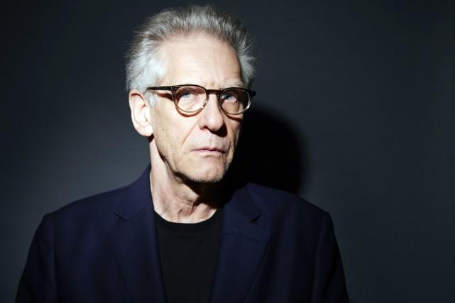 David Cronenberg a travaillé pendant 10 ans sur... (Photo: archives AP)