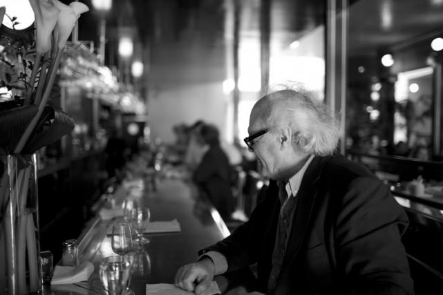 L'architecte Luc Laporte (1942-2012) a marqué Montréal de... (Photo: André Cornellier, fournie par le Centre d'art La Poste)