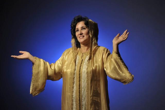 Aïcha Redouane... (Photo fournie par le Festival du Monde Arabe)