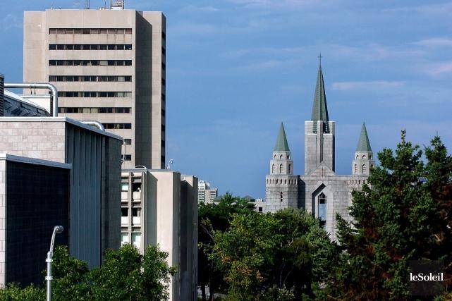 Université Laval... (Photothèque Le Soleil)