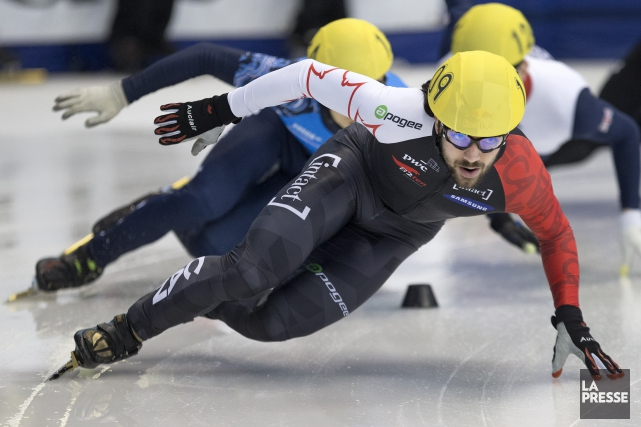 Un vent de jeunesse souffle sur l'équipe canadienne de patinage de vitesse... (PHOTO ROBERT SKINNER, ARCHIVES LA PRESSE)
