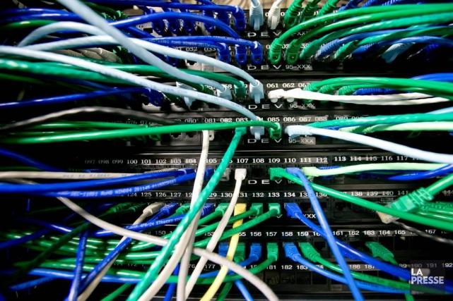 Le problème informatique est devenu si vaste qu'il faut se tourner vers les... (Photo David Boily, archives La Presse)