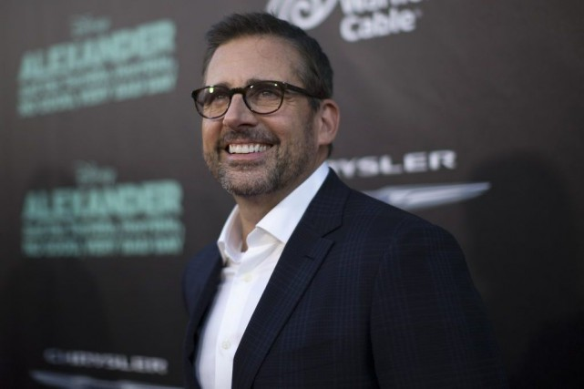 Steve Carell... (Photo: archives Reuters)