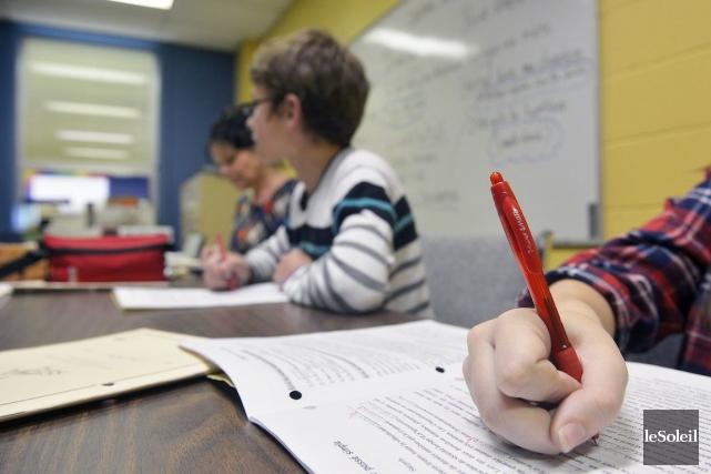 Les élections scolaires de dimanche risquent de bouleverser... (Photo Jean-Marie Villeneuve, Archives Le Soleil)