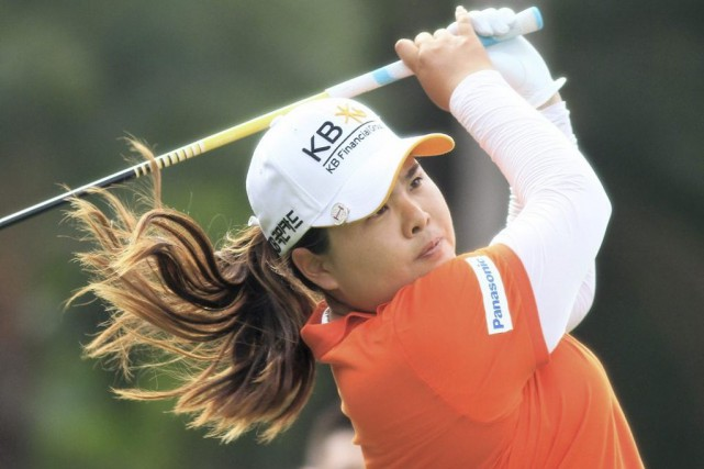 Inbee Park... (Photo AFP)