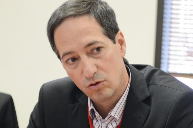 Le député de Chicoutimi, Stéphane Bédard, prédit que... ((Photo Jeannot Lévesque))