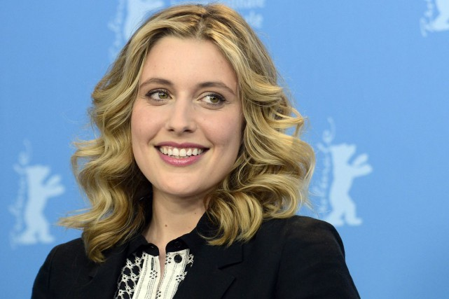 Greta Gerwig... (Photo Archives AP)