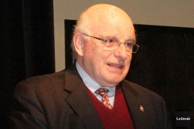 Le député fédéral d'Ottawa-Orléans, Royal Galipeau, estime que... (Archives, LeDroit)