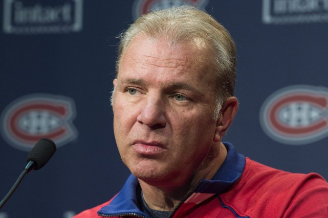 Michel Therrien... (Photo Graham Hughes, PC)
