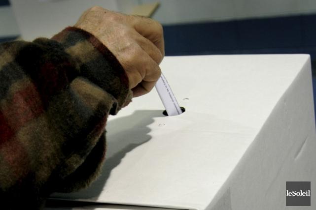 C'est ce dimanche qu'ont lieu les élections scolaires au Québec. Si la... (Archives, Le Soleil)