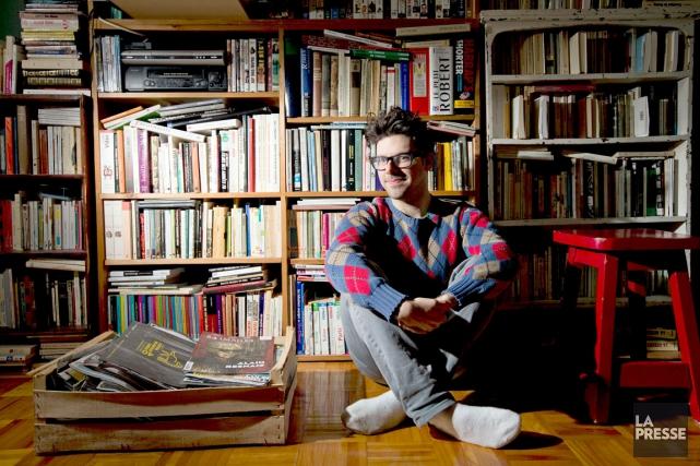 Chez Boulerice, vivre est une succession de petits... (Photothèque La Presse, Alain Roberge)