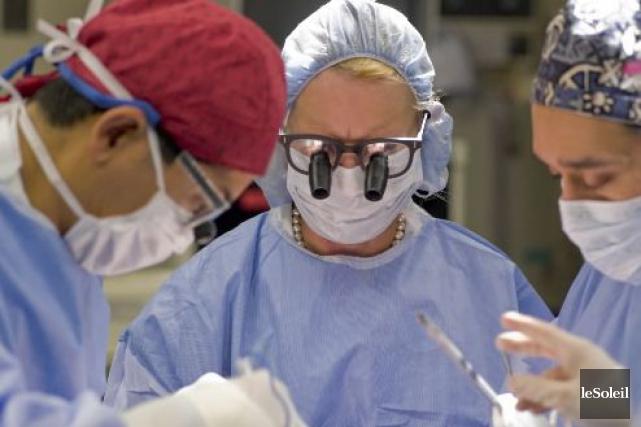 La liste d'attente d'organes a diminué pour une... (Photothèque Le Soleil, AFP)