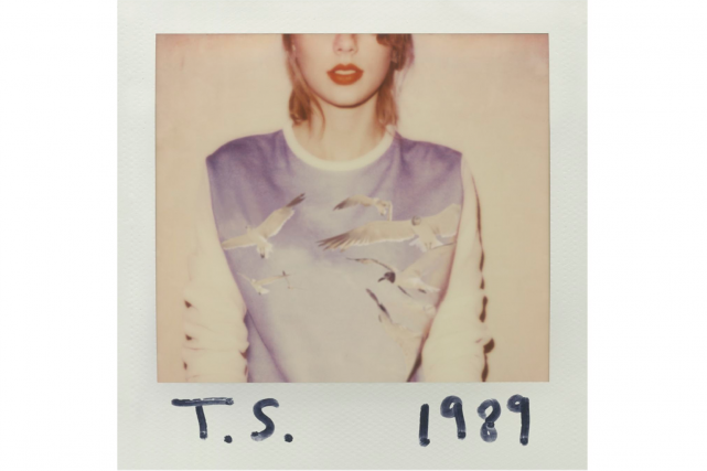 Sans surprise, c'est Taylor Swift et son album 1989...