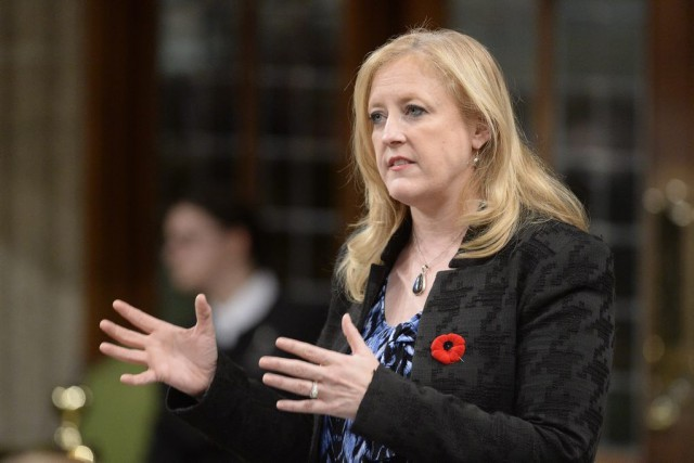 Lisa Raitt... (Photo: PC)