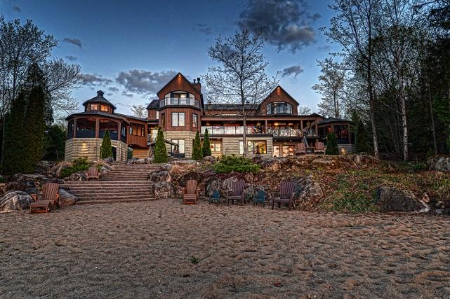 Le propriétaire demande 5 millions $ pour cette... (Photo fournie par Sotheby's)