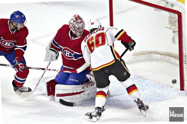 Relisez le clavardage du match entre le Canadien et les Flames de Calgary avec... (Photo: Olivier Jean, La Presse)