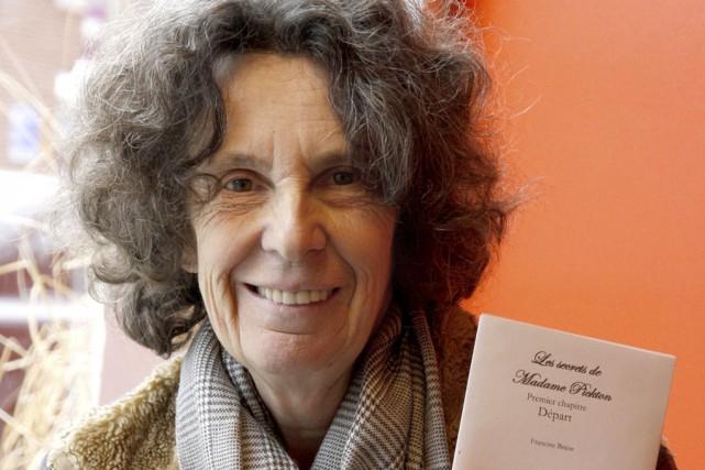 Les secrets de Madame Pickton est un récit... (photo Julie Catudal)