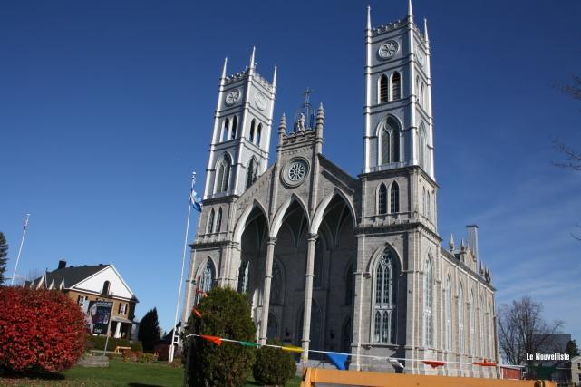 L'église de Sainte-Anne-de-la-Pérade a été fermée en raison... (Archives, Le Nouvelliste)