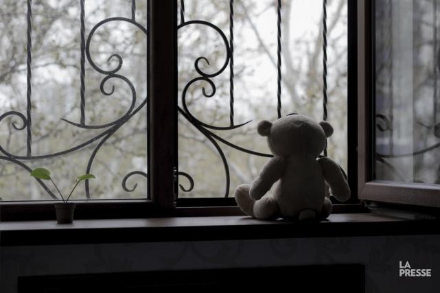 Deux enfants victimes de négligence sont morts en moins de deux ans au Québec à... (Photo Thinkstock, photomontage La Presse)