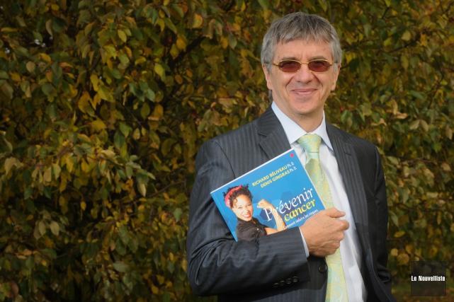 Le Dr Richard Béliveau espère que son nouveau... (Photo: François Gervais, Le Nouvelliste)
