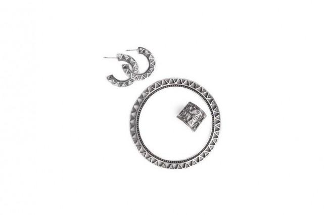 La designer de bijoux montréalaise Myriam Elie ouvre, dès cette semaine, une... (Photo fournie par Myel Design)
