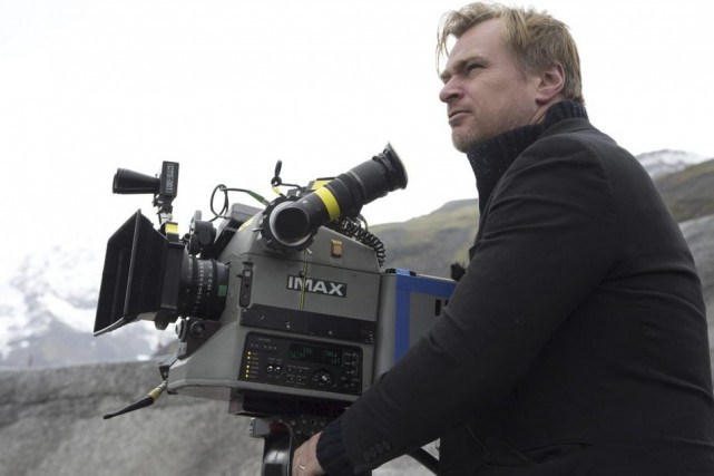 Christopher Nolan doit filmer son épopée sur la... (PHOTO ARCHIVES AFP)
