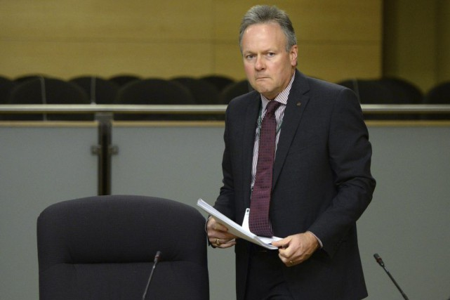 Stephen Poloz... (PHOTO SEAN KILPATRICK, ARCHIVES LA PRESSE CANADIENNE)
