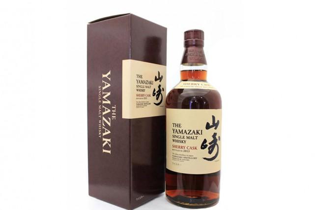 Un whisky single malt japonais a été désigné comme le meilleur au monde pour la... (Photo Courtoisie)