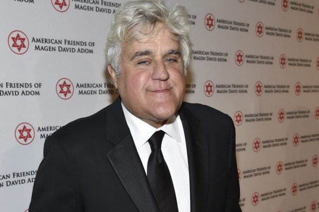 Jay Leno... (Photo: archives AP)