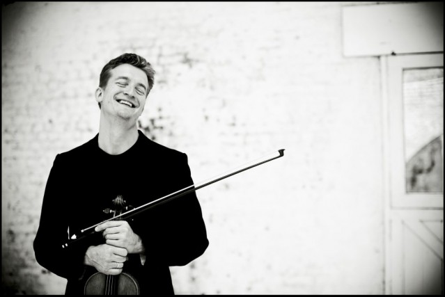 Le violoniste allemand Christian Tetzlaff.... (Photo: fournie par l'artiste)