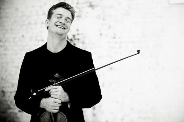 Christian Tetzlaff interprétera avec l'OSM le Concerto pour... (Photo: fournie par l'artiste)