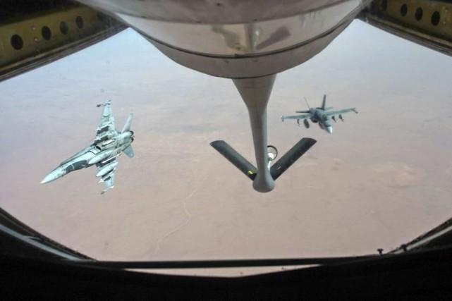 Les Forces armées canadiennes n'ont pas précisé les... (Photo archives Reuters)