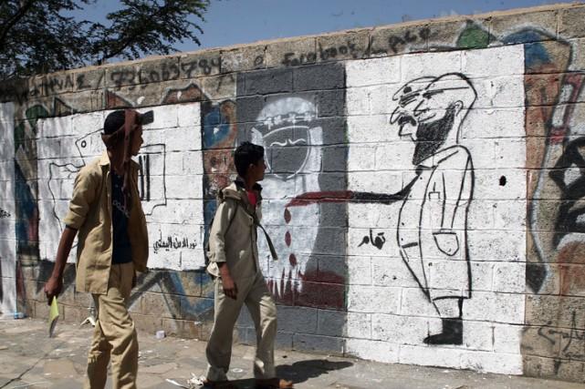 Al-Qaïda dans la Péninsule arabique, considéré par les... (Photo: AFP)