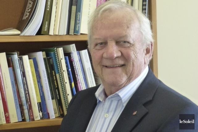 L'historien et professeur émérite de l'Université Laval, Jacques... (Photothèque Le Soleil)