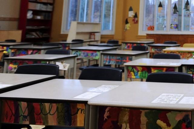 Du côté des commissions scolaires anglophones, on se montre ouvert à une... (PHOTO D'ARCHIVES)