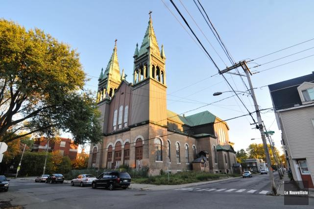 La Ville de Trois-Rivières a octroyé le contrat... (Photo: Émilie O'Connor, Le Nouvelliste)