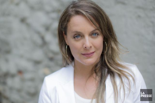La comédienne Julie LeBreton animera cette soirée placée... (Photo: Édouard Plante-Fréchette, La Presse)