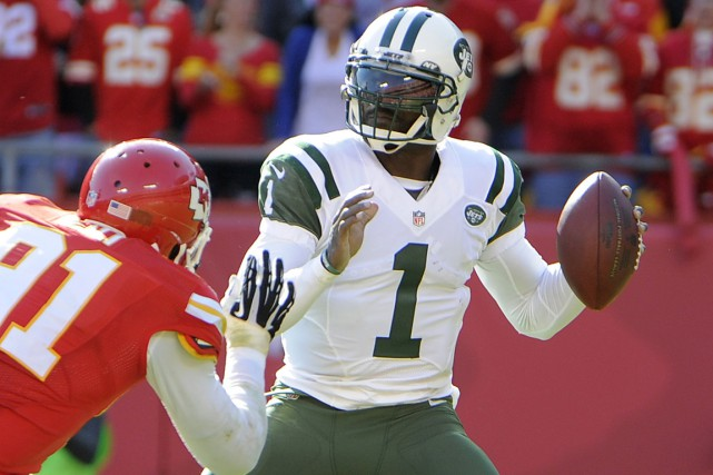 Michael Vick... (Photo John Rieger, archives USA Today)