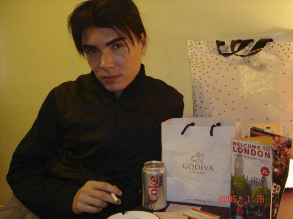 Luka Rocco Magnotta... (PHOTO PRÉSENTÉE À LA COUR)