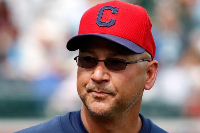 Le gérant des Indians de Cleveland, Terry Francona.... (Photo Ralph D. Freso, Reuters)