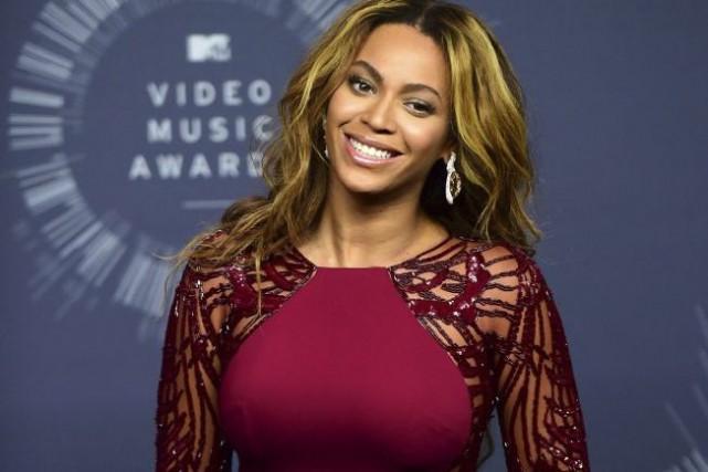 Beyoncé... (Photo: archives AFP)
