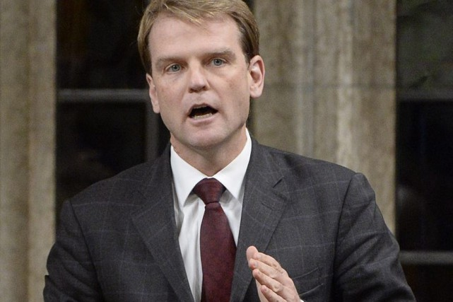 Chris Alexander... (PHOTO ADRIAN WYLD, LA PRESSE CANADIENNE)