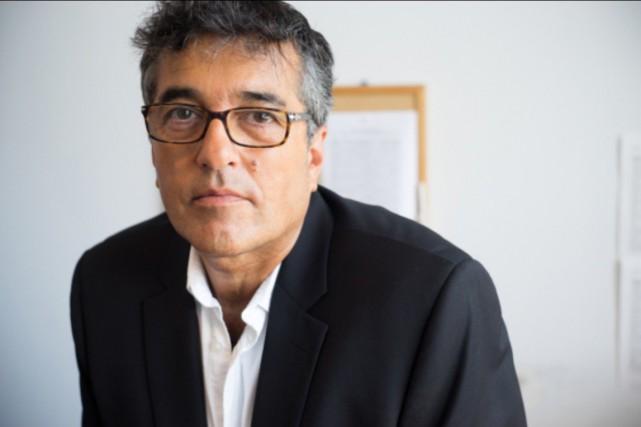 Pierre Céré, candidat à la direction du Parti... (Photo Dominic Morissette)